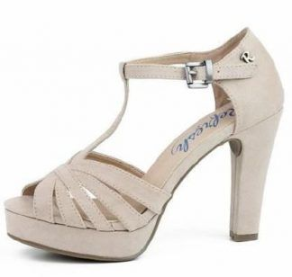 Sandalia Refresh 61758 nude