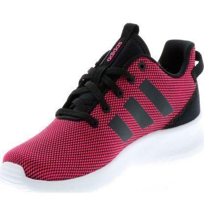 ADIDAS Cf Racer Tr K zapatillas para niños rosas y negras