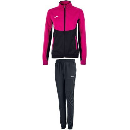 JOMA CHANDAL ESSENTIAL MICRO NEGRO-ROSA MUJER