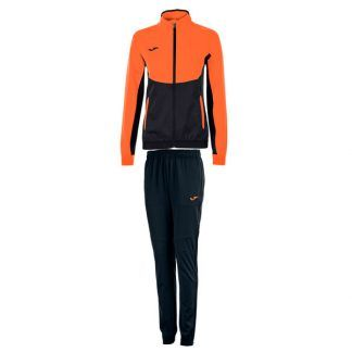 JOMA CHANDAL ESSENTIAL MICRO NEGRO-SALMON MUJER