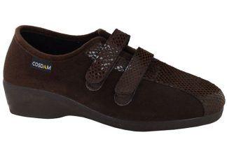 Zapatillas Cosdam 2416 oasis marrón