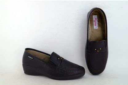 Zapatillas Cosdam 2506 confort marrón