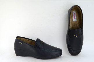 Zapatillas Cosdam 2506 confort negro