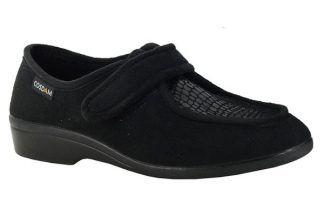 Zapatillas Cosdam 0252 anchas-especiales negro