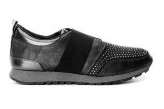 Zapatos mujer B3D sin cierre 41380 NEGRO