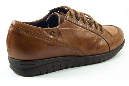 Zapatos blucher Pitillos 2820 cuero