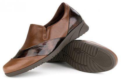 Zapatos Pitillos 2800 marrón