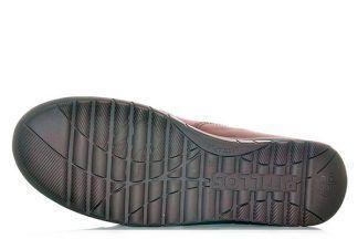Zapatos blucher Pitillos 2820 burdeos