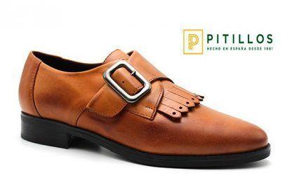 Zapatos Pitillos 5371 cuero