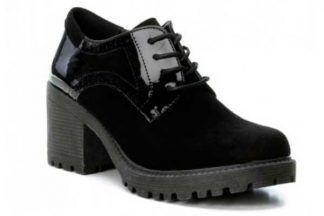 Zapatos mujer Refresh cordones 64007