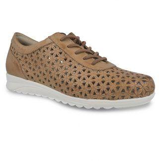 Zapatos Pitillos 2920 Taupe-Marino