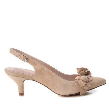 Zapato mujer Carmela Piel hebilla 66688