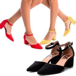 Zapato mujer Refresh hebilla 69838