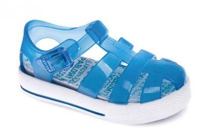 Sandalia Pablosky 943740-01 azul-neutro