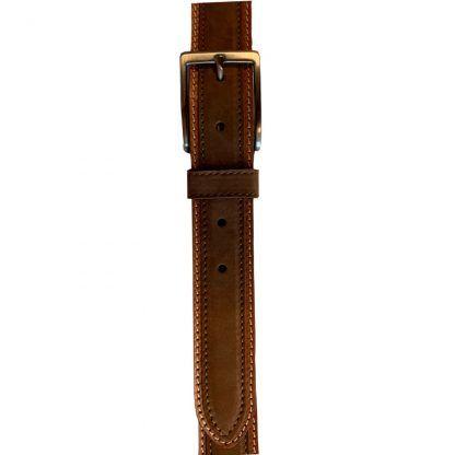 Cinturón piel 3709 cuero