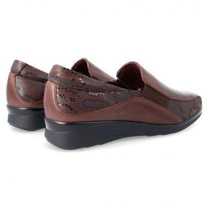 Zapatos Pitillos 5701 marron