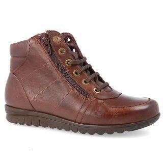 Botines Pitillos 2981 marrón