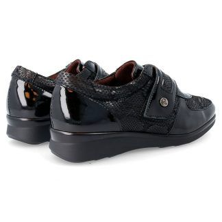 Zapatos Pitillos 5702 negro