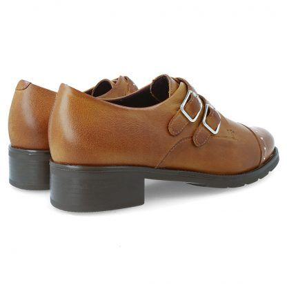 Zapatos Pitillos 5841 cuero
