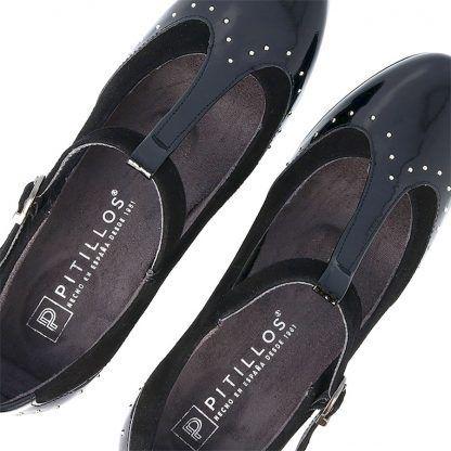 Zapatos Pitillos 5751 negro