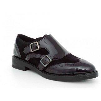Zapatos Alpe 3088 negro