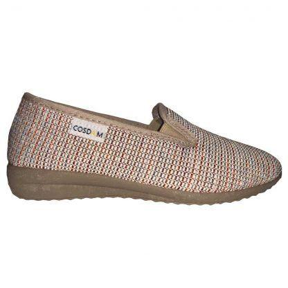 Zapatillas Cosdam 0118 Beig
