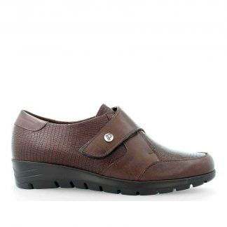 Zapatos Pitillos 2103 Marron