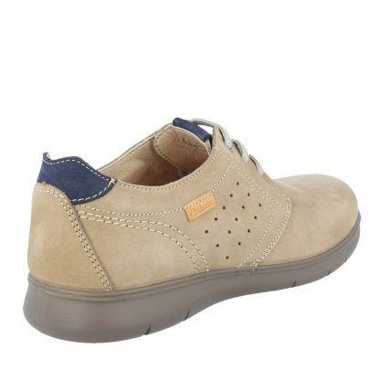 Zapato Luisetti 27951GS Taupe